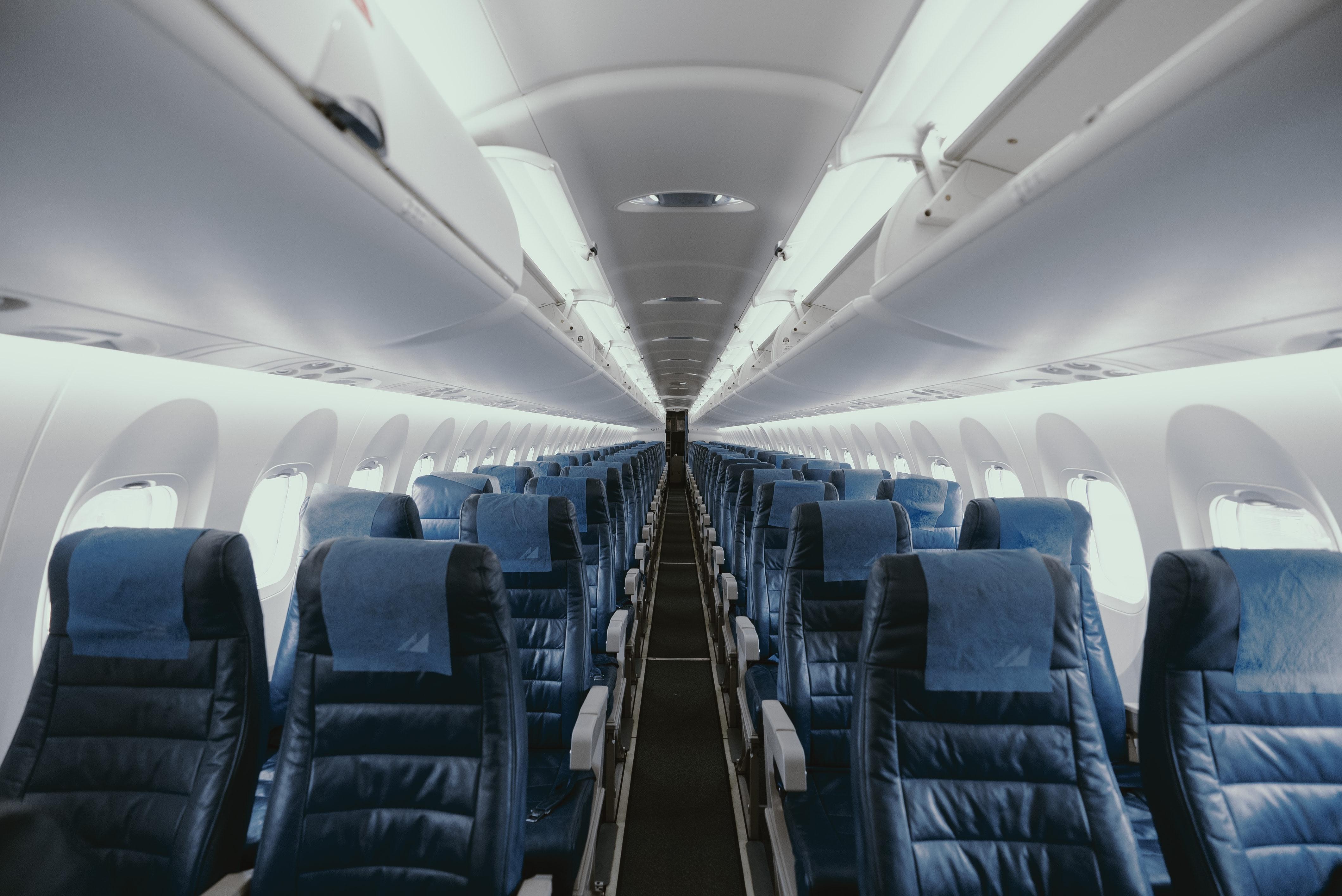 Air France & Easyjet fait confiance à Gimns pour le nettoyage cabine